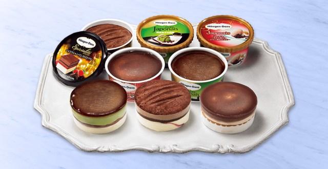 セブン限定ハーゲンダッツセットがスペシャル感満載だよ★ケーキもいいけどアイスを楽しむクリスマスはいかが?
