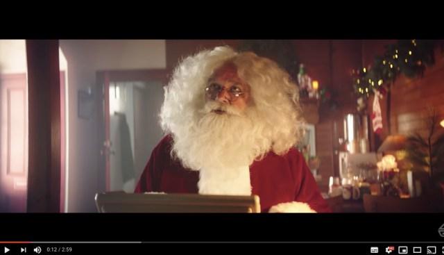 【海外CM】サンタが「悪い子リスト」を誤爆! ショックを受けた子供達が「世界悪い子サミット」を開催すると…!
