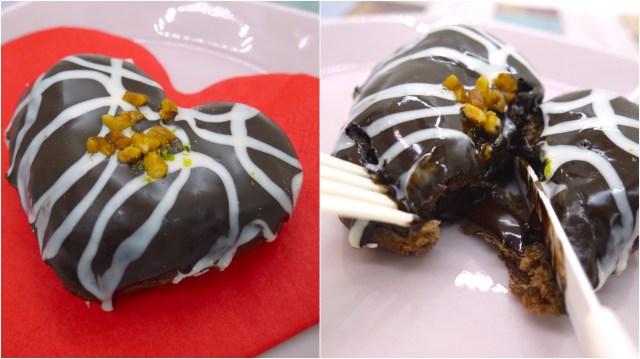 チョコがとろ〜と溢れる色気よ! 罪深い「フォンダンドーナツ」がクリスピー・クリーム・ドーナツに舞い降りた