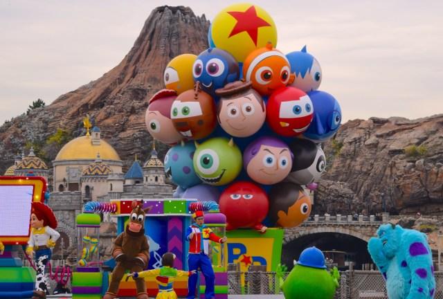 東京ディズニーシー「ピクサー・プレイタイム2019」は大人も子供も楽しめる夢のイベント! オススメポイントをご紹介します♪