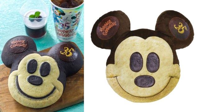 東京ディズニーリゾート35周年のフィナーレグッズが続々登場! 人気のミッキーパンがクッションになりました