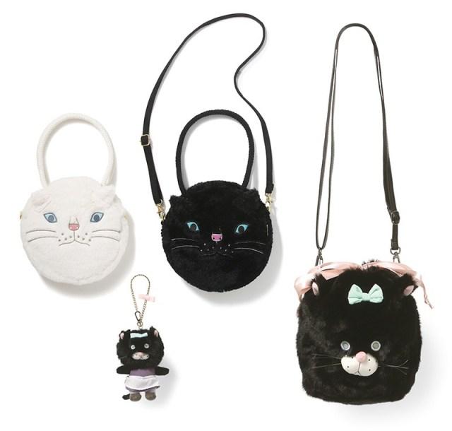 猫好き感涙! 40種類以上の猫バッグがそろうルートートの「ねこマルシェ」でお気に入りのバッグをゲットしよ♡