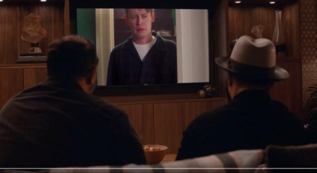 Googleの「ホーム・アローン」CMに第2弾が登場! 泥棒コンビのハリーが大人になったケビンを見てしみじみしてます