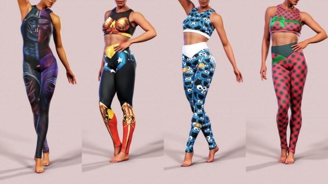 【めっちゃ目立つ】超絶デザインのスポーツウェアたち! 全身クッキーモンスターにアメコミ衣装風…着るだけでヒャッハーな気分になれちゃうよ
