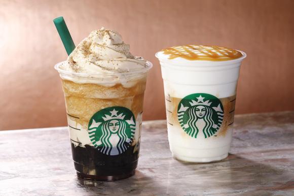 スタバ新作 「クラフテッド コーヒー ジェリー フラペチーノ」はコーヒーゼリー入り! エスプレッソが主役のオトナ風味だよ