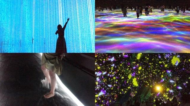 東京・豊洲「チームラボ プラネッツ TOKYO」ってこんなふうにスゴいよ! 7つの体験型アート作品からスタッフ直伝の楽しみ方まで徹底的に紹介します