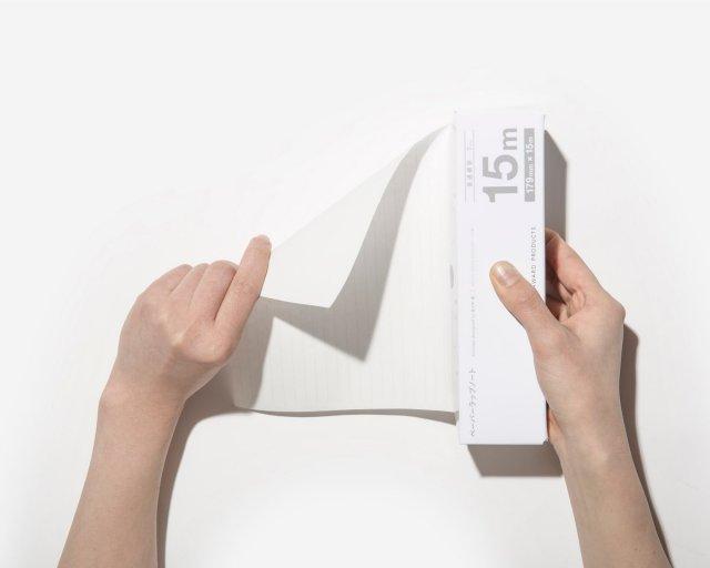【無限に書ける】コクヨが「ラップみたいなロール型ノート」を発売! デザインアワードから生まれた新商品なんだって