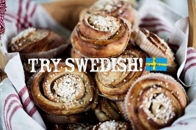 おうちで北欧気分が楽しめるヒントがいっぱい! スウェーデンの食文化とライフスタイルを紹介する「TRY SWEDISH!」がオープンしたよ