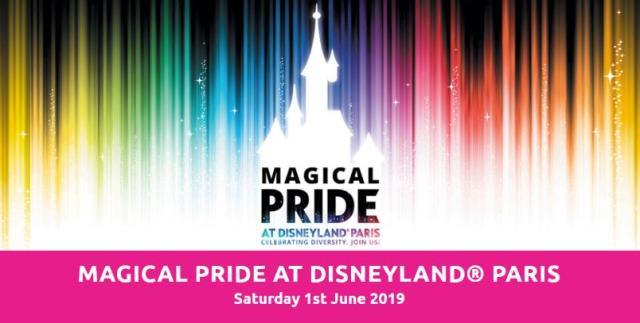 パリのディズニーランドで「LGBTQ」公式イベントを開催! パレード・パーティー・アトラクションとお楽しみ盛りだくさんだよ