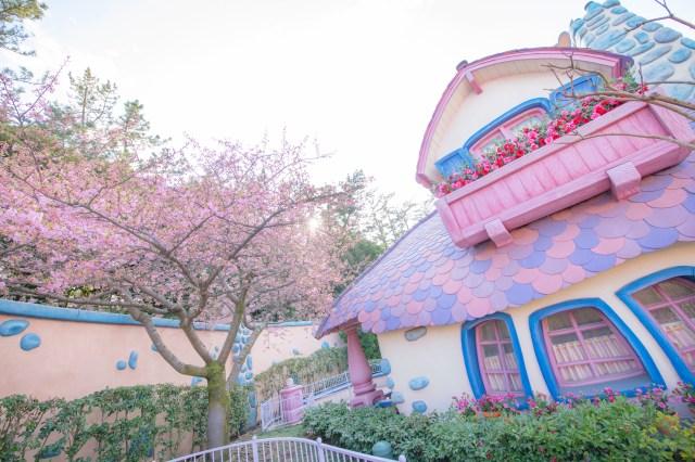 東京ディズニーリゾートで桜が開花! 桜モチーフグッズと一緒にお花見が楽しめるよ♪