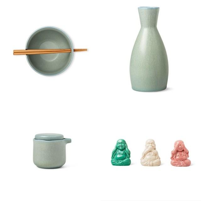 【フライング タイガー コペンハーゲン】北欧デザイナーが考えた日本アイテムが斬新で素敵! 箸をセットできるお茶碗など