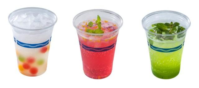 酒飲み集合! 東京ディズニーシーのイースター限定カクテルがかわいい! 花やフルーツを使った春らしいメニューがせいぞろいです♪