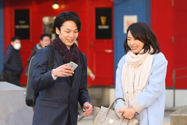 田中圭と中村倫也の間で揺れるヒロインがうらやまし過ぎる! 映画『美人が婚活してみたら』