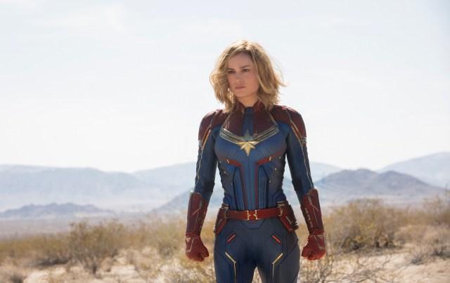 『キャプテン・マーベル』は、男女の枠を飛び越えた最強の女戦士! 強すぎて腰を抜かすレベルです