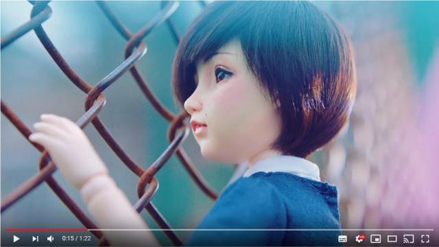 中野区のご当地キャラは身長44cmの「球体関節人形」ですと!? 中野をPRする「ナカノさん」のSNSが可愛くて尊い…