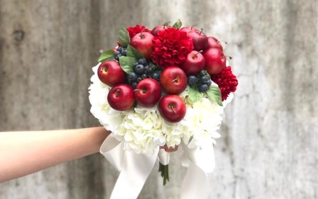 本物そっくりな「造花ブーケ」を一緒に作ってくれる専門店「フルールエムイー代官山」がスゴイ! 夢のフルーツブーケが完成したよぉおっ
