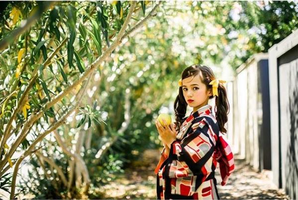 中原淳一の世界観そのまま…着物姿の美少女が超絶かわいい! オーストラリアで活動する着物スタイリストに話をうかがいました