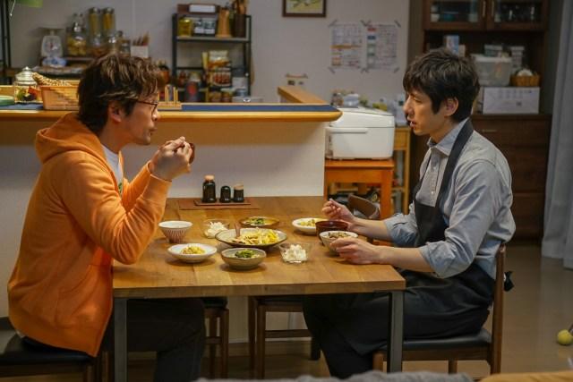 西島秀俊&内野聖陽出演の『きのう何食べた?』第1話シーンが公開されたよ~! シロさんとケンジの再現度がすごすぎる…!!