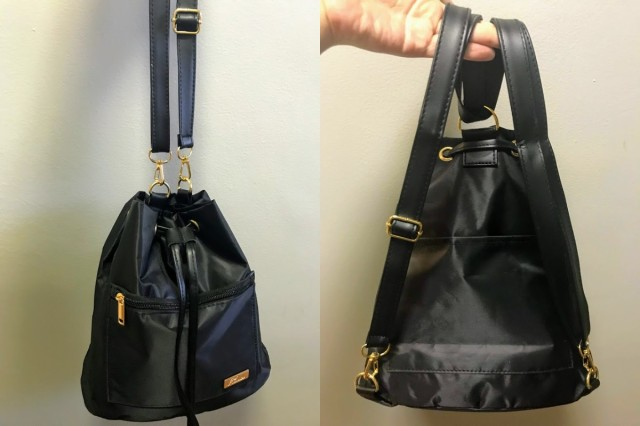 『大人のおしゃれ手帖 6月号』付録はショルダーにもリュックにもなる2WAYバッグ! 小ぶりに見えるけど大容量なんです