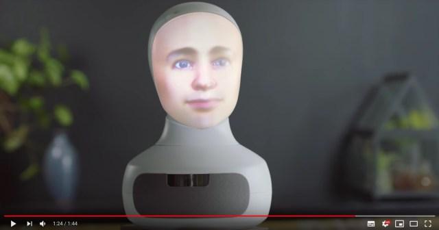 採用面接さえロボットがやる時代!? 見た目や偏見に左右されない面接ロボ「Furhat」の振る舞いがほぼ人間!