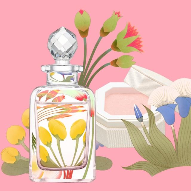 資生堂が新元号「令和」の香りを表現した香水・白粉のセットを限定発売! 5月1日から予約受付を開始しました