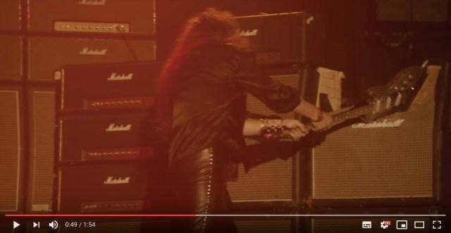 どんなに叩きつけても壊れないギターが爆誕! でも丈夫すぎてモニターやアンプがぶっ壊れまくりです