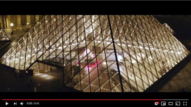 【貴重】ルーヴル美術館のピラミッドに宿泊できるプランが「Airbnb」に登場! 閉館後の美術館をめぐったりディナーを食べたりきちゃうよ