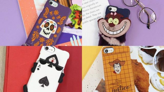 可愛すぎるディズニーのiPhoneケースが揃うお店「アコモデ」がスゴイ! チェシャ猫やヴィランズなど幅広く揃っているよ