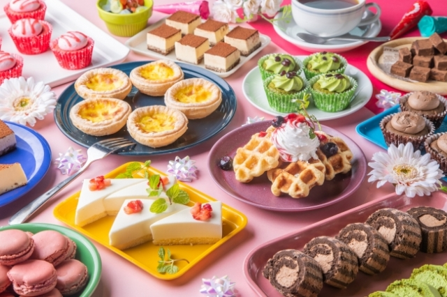 平成最後に食い倒れ! 平成に流行ったスイーツの食べ放題が開催されるよ! タピオカ・ナタデココ・ティラミス・パンナコッタなど