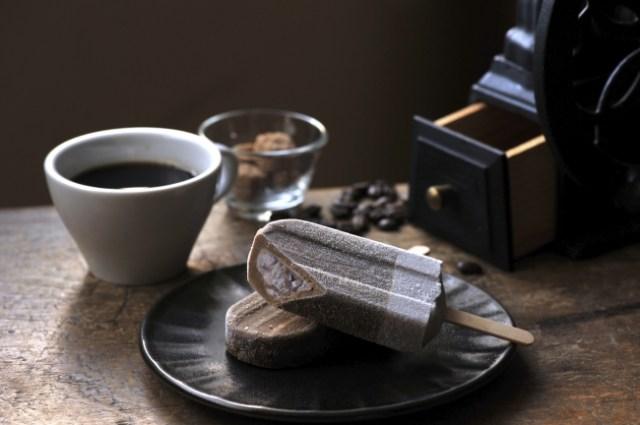 みんな大好き「あずきバー」にコーヒー味とゆず味がでるよぉお! あずきとコーヒーの相性が気になります