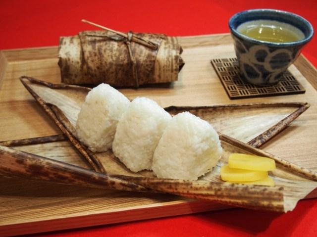 『鈴木敏夫とジブリ展』は食事とお土産もこだわりがスゴイ!! ハク様のおにぎりも食べることができますぞ〜っ♪