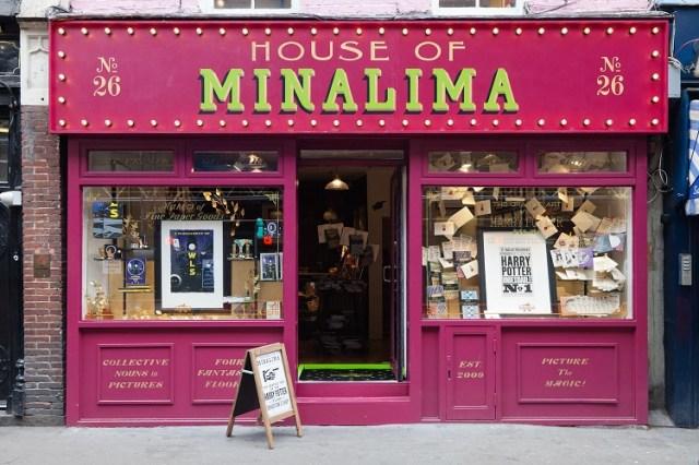 【ファン注目】ハリポタ&ファンタビの公式デザインを手がけるミナリマが大阪に出店するよ〜! しかも1年間の長期出店です!