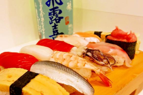 第1位はお寿司!!  「平成最後に食べたいもの」ランキングが発表されました