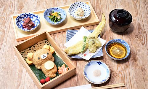 リラックマの和カフェ「宮島りらっくま茶房」が広島にオープン! レモンや牡蠣など広島ならではの素材を使ったメニューがいっぱいだよ