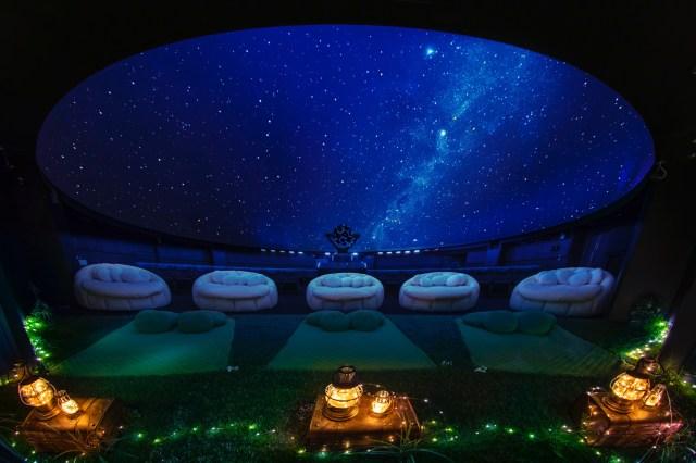 アロマと星空に癒やされる〜! 池袋サンシャインシティ「満天」でASMRを取り入れたプラネタリウムが体験できるよ