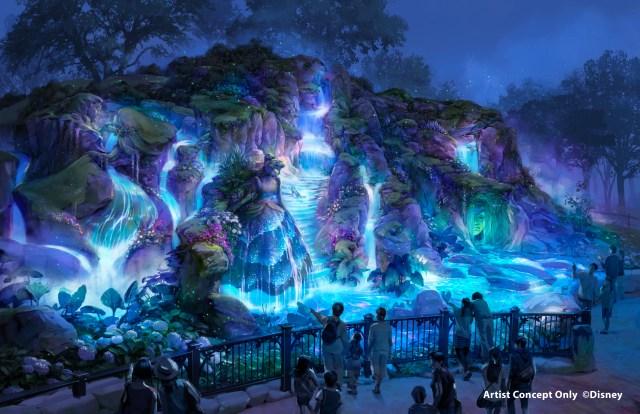 東京ディズニーシーの新テーマポートの名前は「ファンタジースプリングス」! エリアのあちこちに泉が湧いていて癒やされそう~♡