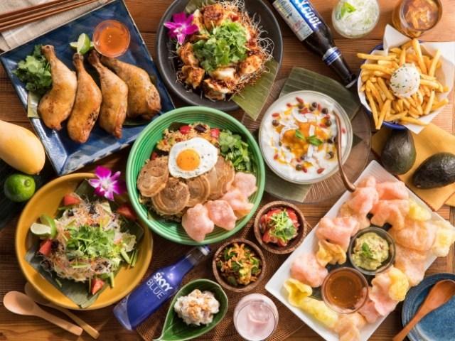 横浜に「アジアのナイトマーケット」をイメージしたビアガーデンがオープン! タピオカドリンクも充実でノンアル派でも楽しめそうです♪