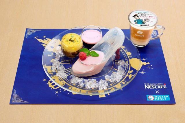 ネスカフェ原宿の「シンデレラカフェ」にうっとり♪ 靴磨きを受けながら絶品スイーツを召し上がれ