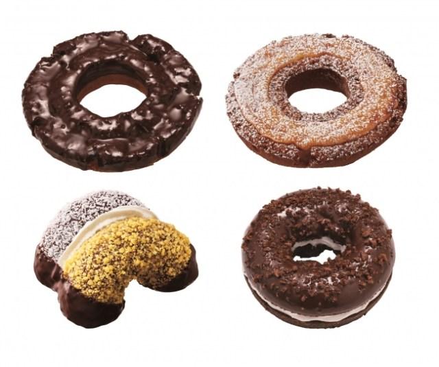 ミスドの「夢のドーナツ」4種類が復活したよ~! チョコ&オールドファッション好きにはたまらないラインナップです