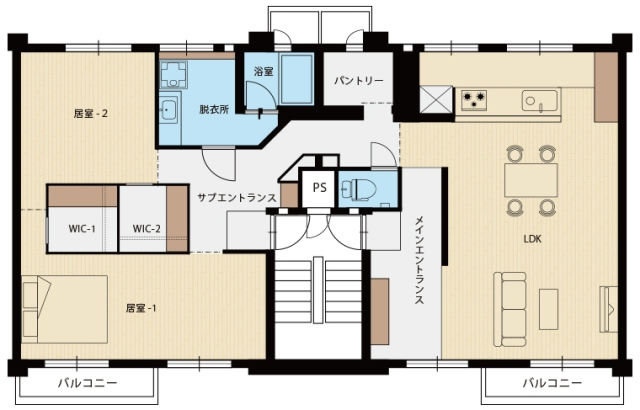 【団地リノベ】2つの住戸を1つにつなげる「ニコイチ」が画期的! 始めたきっかけは「団地の過疎化」でした