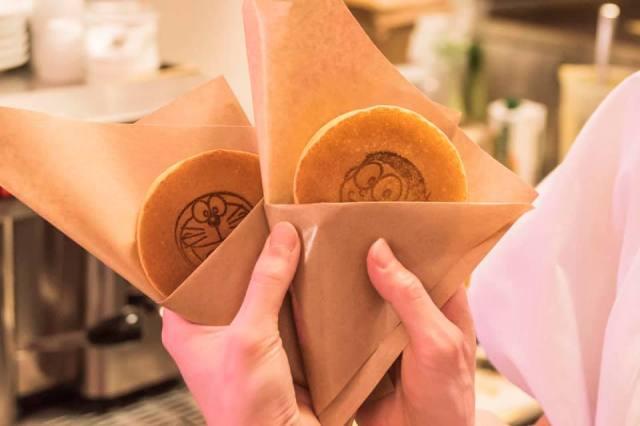 イタリアに「ドラえもんのどら焼き店」がオープン! ティラミスやマスカルポーネなど洋風どら焼きが楽しめます♡