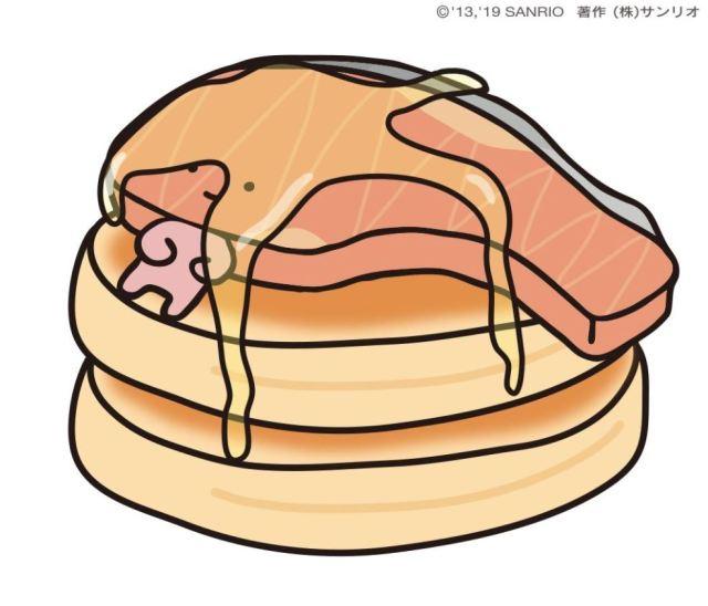 【どうした】KIRIMIちゃん.が「パンケーキのトッピング」に!? あまりの暴挙に心配する声が集まっています