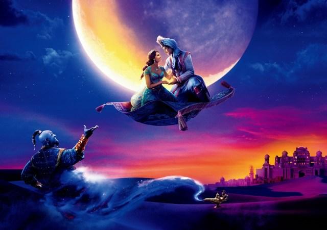 実写版『アラジン』はド派手なヴィジュアルで濃厚な世界観! 吹替版の中村倫也の甘い声と山寺宏一のジーニーにも注目です