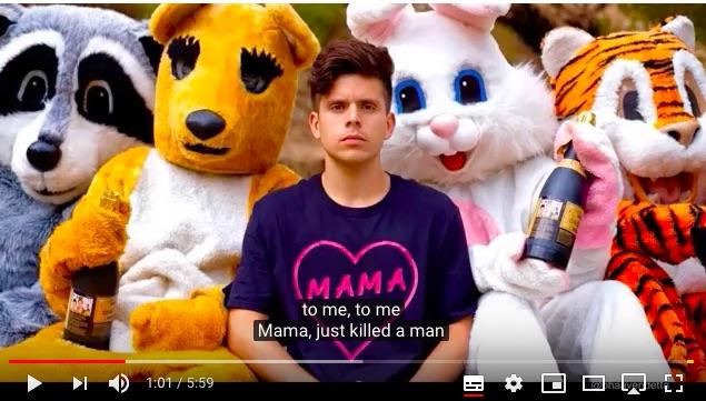 歌詞をググって出てきた画像で作った『ボヘミアン・ラプソディ』MVにジワる~! 何度も同じ画像を出さないで~!