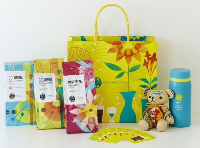 【夏恒例】タリーズからコーヒー豆やチケットが入ったお得なハッピーバッグが登場! 麻袋をイメージした限定テディが超キュートです