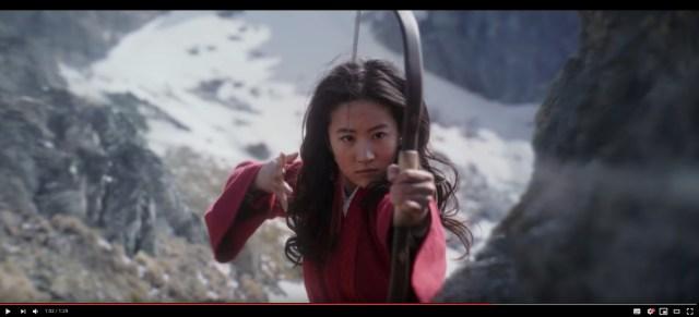 ディズニーの実写版『ムーラン』予告映像が解禁! 中国武術を意識した演出でアクロバティックなディズニープリンセスです