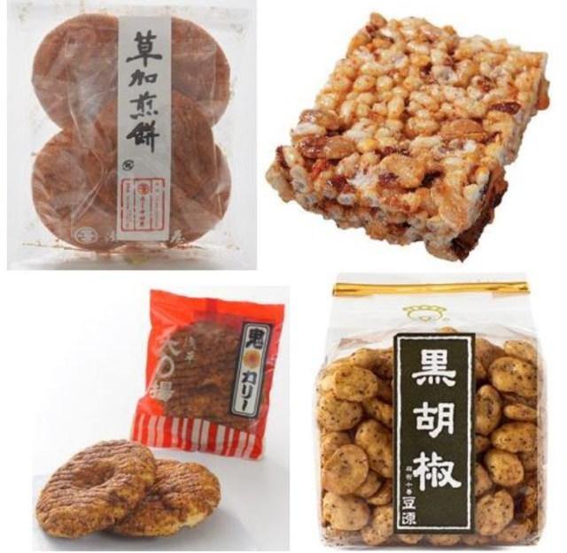 大丸東京のスタッフが選ぶ「辛ウマい和菓子」ベスト7! 夏のおやつやおつまみ、旅のおともに絶対最高でしょ!!