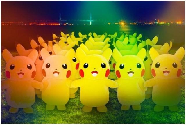 2019年の「ピカチュウ大量発生チュウ!」は夜がメイン! 主要イベントすべてがナイトタイムに開催されます