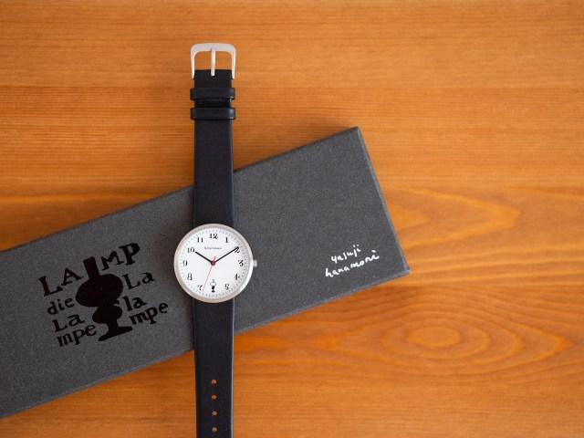 『暮しの手帖』花森安治のオリジナル腕時計がシンプルモダンで美しい! 時計のカット画を元にデザインされたんだって