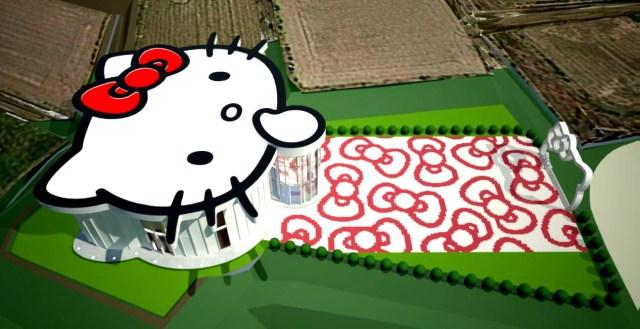 キティちゃんの夢の世界を全身で味わうレストラン!! 華麗なショーとこだわりの料理が楽しめる「HELLO KITTY SHOW BOX」がオープン